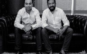 Abhik Santara and VR Rajesh Ogilvy Mumbai