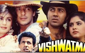 Vishwatma poster