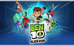 Ben 10 - Alien Run Google Play Store