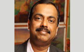 P Jayakumar, CEO of Toonz Media Group