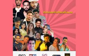 Mad Influence and HIFI Digital joins the #DonateForRuralCause campaign