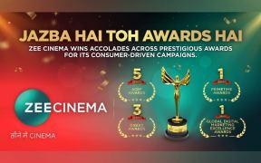 Zee Cinema gets multiple awards
