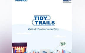 PepsiCo India in partnership with United Way launches 'Tidy Trails' a special initiative on plastic waste management to mark World Environment Day