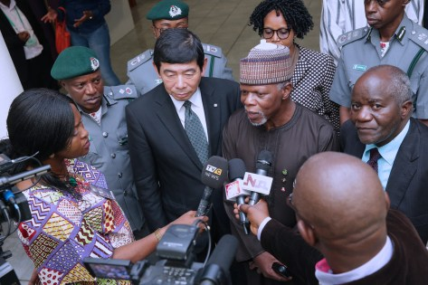 Customs to deploy scanners in ports for 2019 eleactions