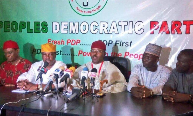 """BREAKING: """"Fresh PDP"""" emerges, announces breakaway"""