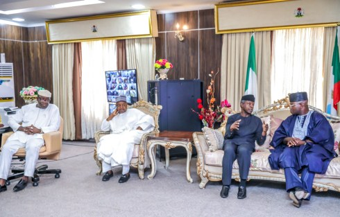 VP Osinbajo attends Kogi State Economic & Investment Summit 2018, 13th February 2018.