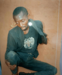 Frustration drove me to kill Ogun pupils –Suspected madman