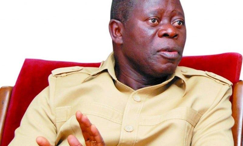 'Buhari should start corruption war with Oshiomhole'