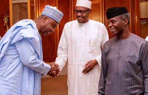 Buhari, APC, govs woo Saraki with juicy offers