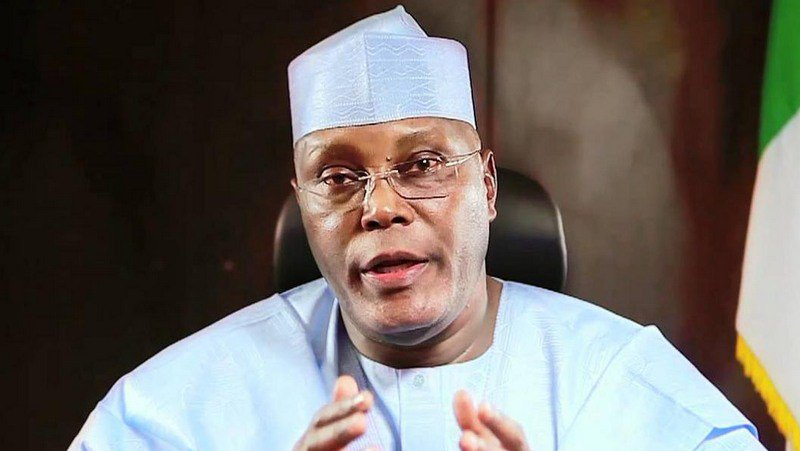 Protesters against Atiku's visa storm US embassy