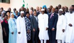 PRESIDENT BUHARI DECLARED OPENS AFRICAN PARLIAMENTARY UNION CONFERENCE. NOV 8 2018