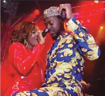 Simi, Adekunle Gold chronicle love story in new song 'Promise'