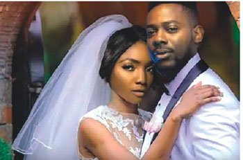 Adekunle Gold, Simi make vows with 'promise'