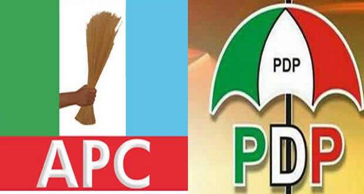 Adamawa PDP, APC kick over non-return of election materials