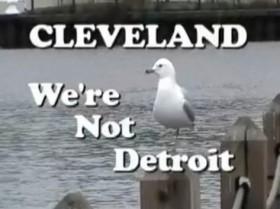 Cleveland not Detroit