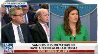 https://www.mediaite.com/tv/sarah-sanders-dismisses-calls-for-gun-control-it-would-be-premature-for-us-to-discuss-policy/