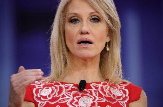 Kellyanne Conway Says Husband's Trump Tweets ...