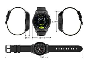 KW28 Kingwear Smartwatch