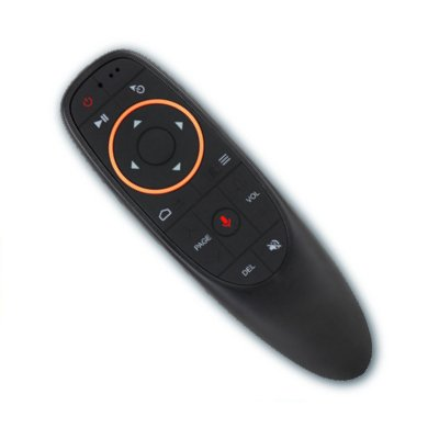 G10 air mouse met spraakrecorder