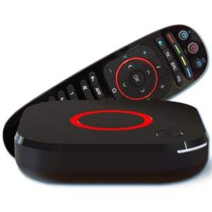 MAG 324 - 325 IPTV Box met remote
