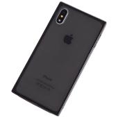 rechthoekig hoesje zwart iPhone