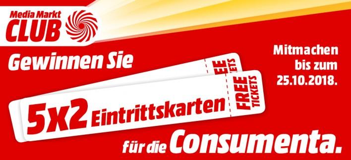 Consumenta Eintrittskarten Gewinnen Mediamarkt Nurnberg Langwasser