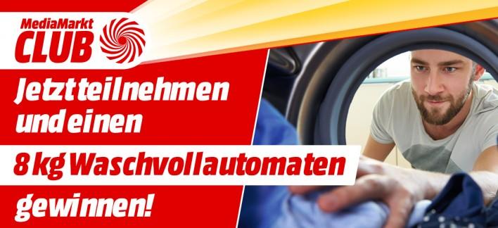 Gewinnen Sie Einen 8 Kg Waschvollautomaten Mediamarkt Nurnberg Langwasser
