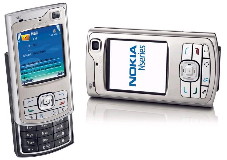 Nokia-N80