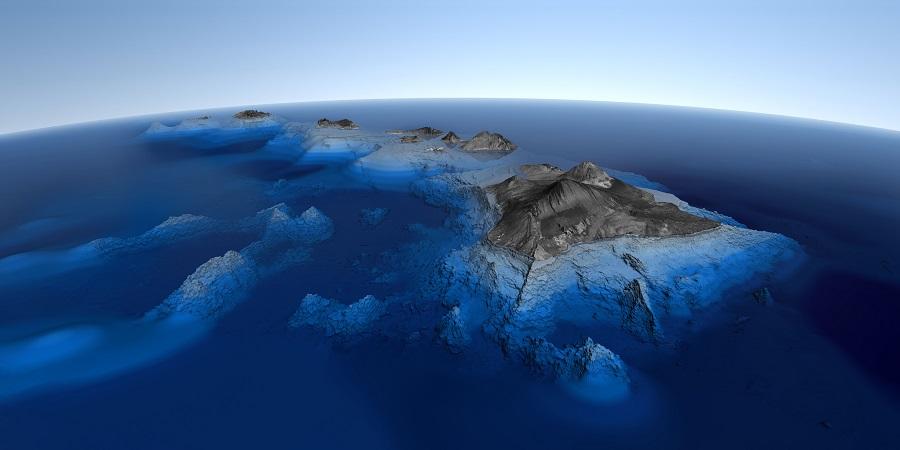 gunung tertinggi di dunia mauna kea