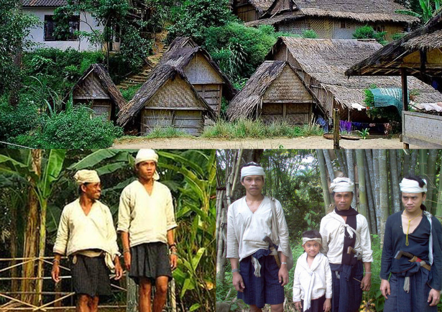 rumah suku badui banten