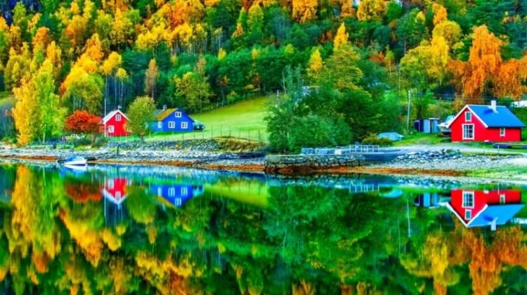 49 Gambar Pemandangan Alam yang Menajubkan