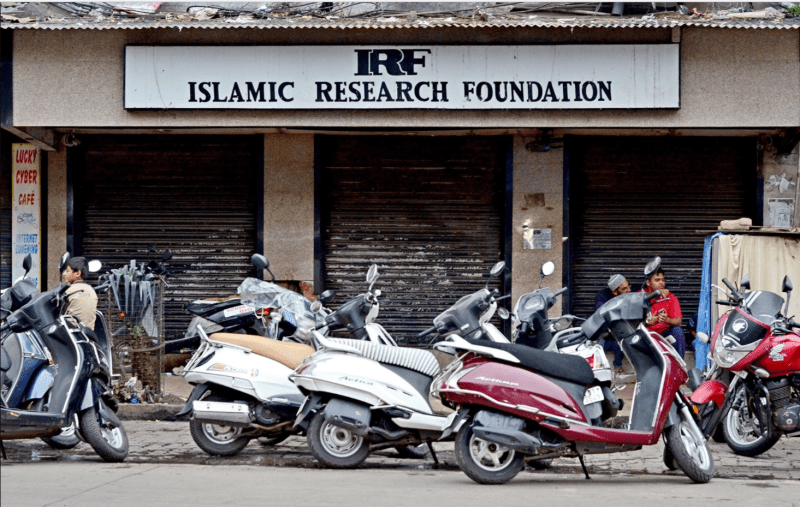 Islamic Research Foundation zakir naik