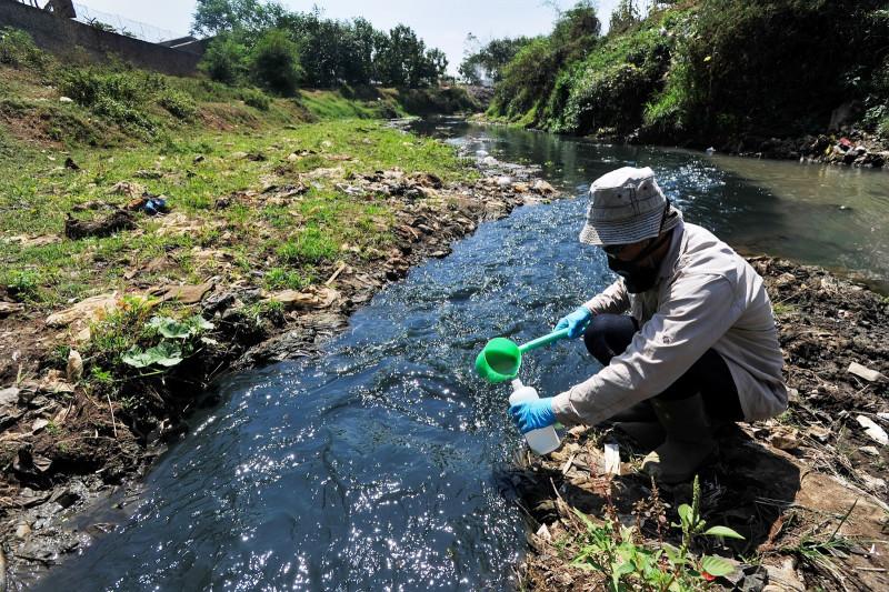 Bahan pencemar kimiawi