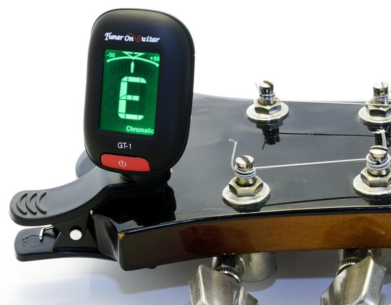 Menyetem Gitar dengan Tuning Standar