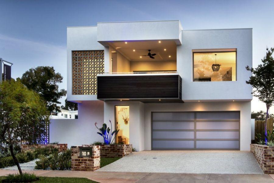 Rumah Minimalis Modern dan Stylish