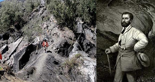 Orang Pertama Mendaki Gunung Semeru