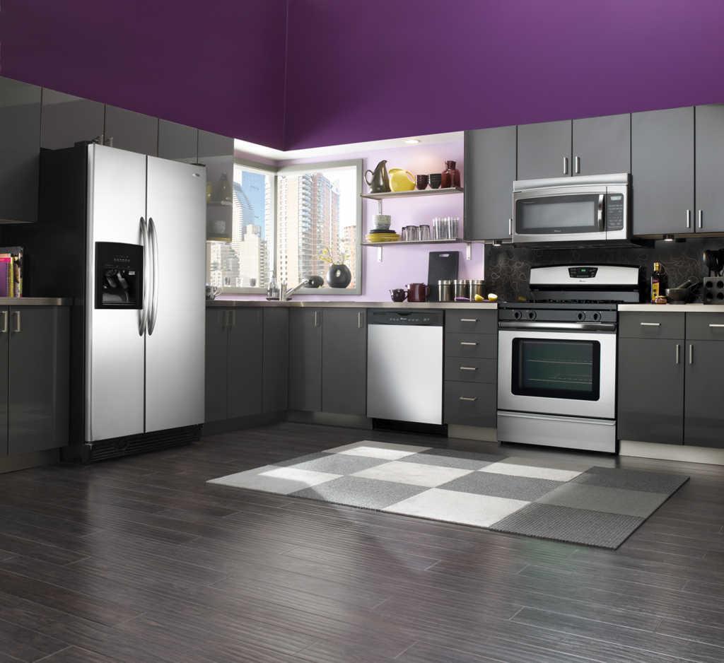 Dapur Minimalis oven