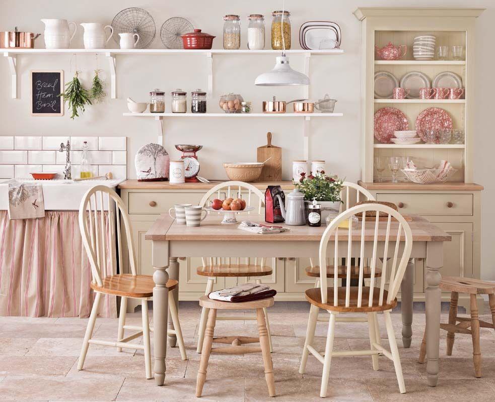 dapur minimalis vintage