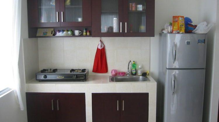 Referensi Desain Dapur Minimalis Modern + Low Budget
