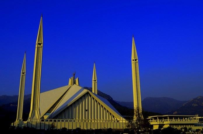 Faisal Mosque - Pakistan