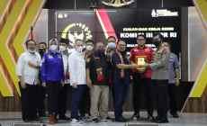 Permalink ke Kapolda Aceh Terima Tim Kunjungan Kerja Reses Komisi III DPR RI