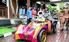 Permalink ke Bupati Arif Resmikan Mobil Listrik Tenaga Surya Karya Siswa SMA Muhamadiyah Gombong