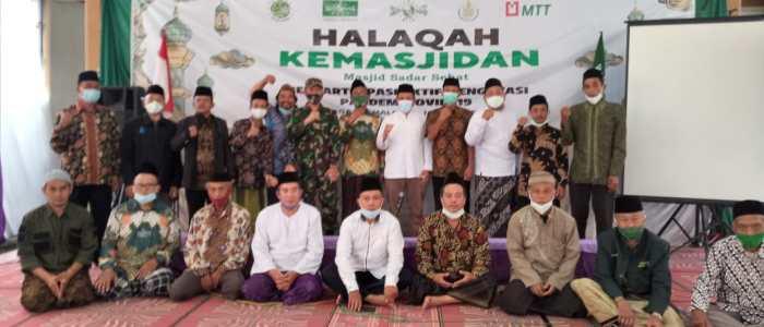 Halaqah Kemasjidan jadikan Masjid Penuh Manfaat di Masyarakat.