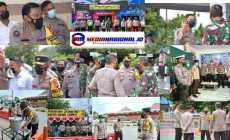 Permalink ke Supervisi Pos Pantau, Kabid Humas Polda Lampung tekankan Tindakan Humanis Dalam Penyekatan Pemudik