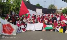 Permalink ke Armada Seluruh Ojek Online Indonesia Turun ke Jalan Aksi Bela Palestina