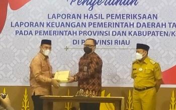 Permalink ke Kabupaten Kampar Kembali Raih Opini WTP ke-5 Kalinya dari BPK Perwakilan Riau
