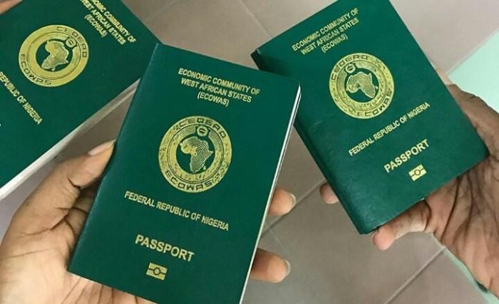Nigerian Passport Registration
