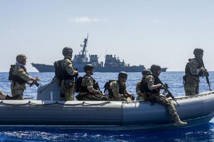U.S. Navy Salary By Ranking