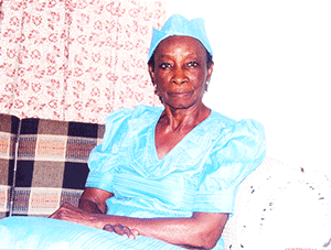 Nigerian First Women - Ambassador Adenike Ebun Oyagbola