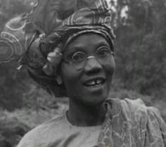 Nigerian First Women - Mrs Olufunmilayo Ransome Kuti